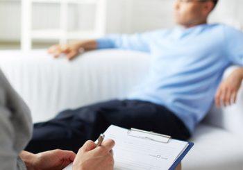 psycholog - wizyta